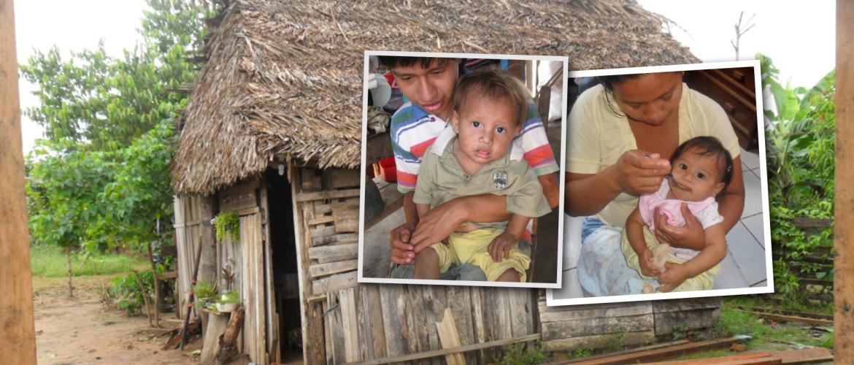 Aantal ondervoede jonge kinderen snel  gestegen door coronacrisis