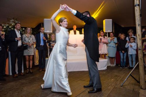 DJ voor huwelijksfeest huren