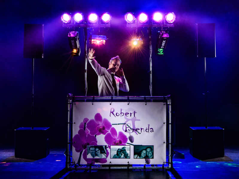 De persoonlijke Banner DJ-Show boeken doe je all-in bij Ambitious