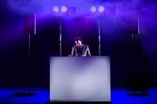 Betaalbare DJ-Show huren