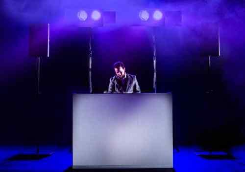 Betaalbare Basic DJ-Show boeken voor borrel, receptie en intieme feesten