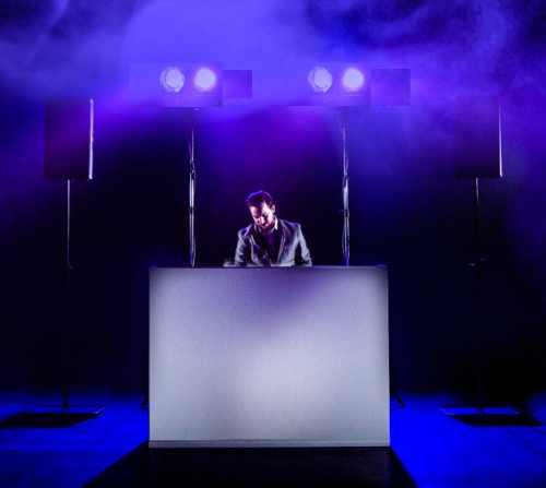 Betaalbare Basic DJ-Show boeken van Ambitious scherp geprijsd maar professioneel
