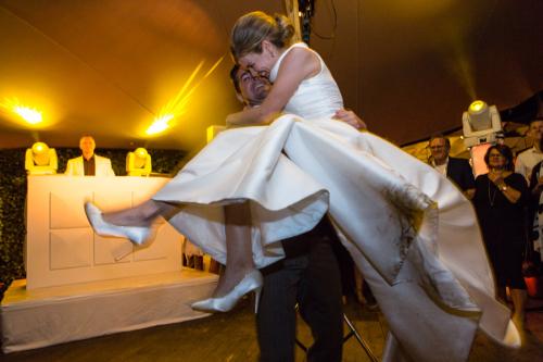 DJ voor bruiloft jubileum huren dj van Ambitious boeken hier tijdens exclusieve bruiloft in Gouda