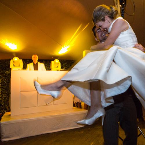 Allround dj boeken voor exclusieve bruiloft in en rondom Gouda