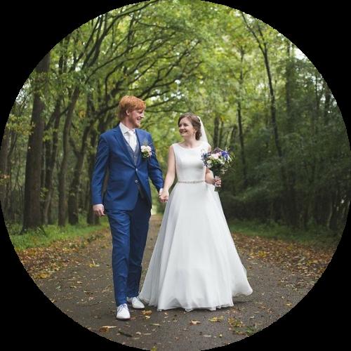 Duo 2 voor bruiloft gezocht en gevonden review door Martijn en Leonieke