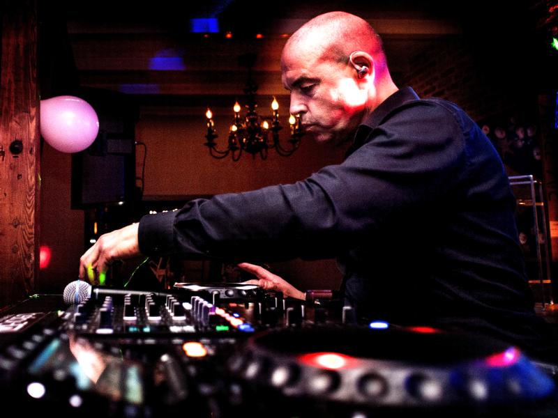 Bruiloft DJ Leon inhuren