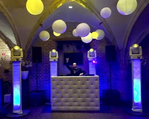 DJ Show bruiloft inhuren