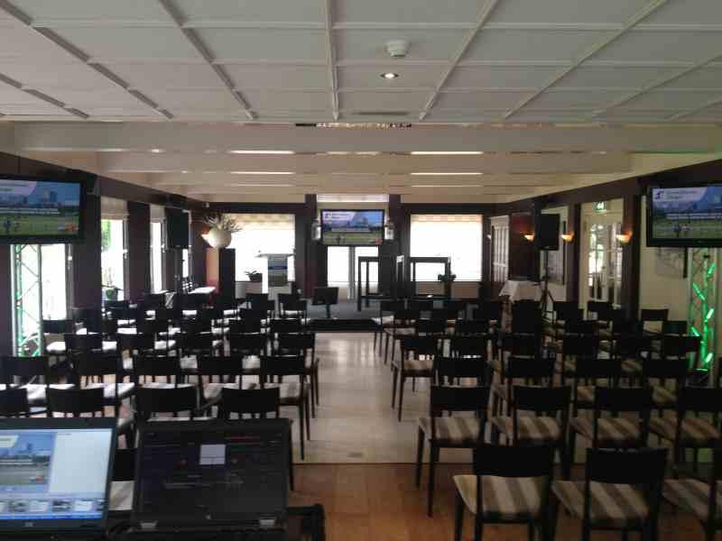 Event techniek inhuren in Delft De Schaapskooi zaal 3 seminar voor Provincie Zuid-Holland