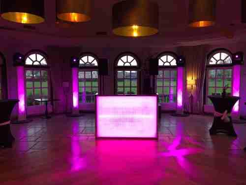 DJ huen in Bergambacht Hotel en Restaurant De Arendshoeve