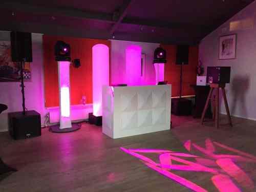 DJ huren in Landgoed Vidaa te Bergschenhoek voor bruiloft, verjaardag of bedrijfsfeest