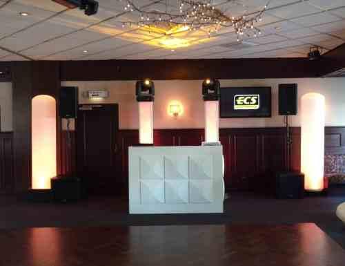 DJ huren in Breda Het Witte Schaap voor bruiloft, verjaardag of bedrijfsfeest