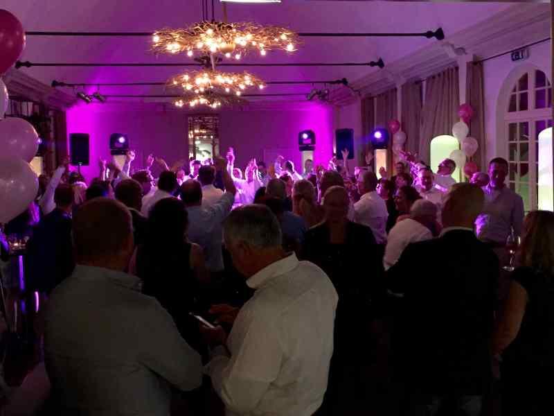 DJ boeken in Buitenplaats Amerongen voor feest met Ambitious