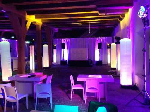 DJ in Arsenaal Delft boeken voor bedrijfsfeest met exclusieve dj-show van Ambitious