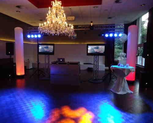 DJ huren in Den Dolder Ernst Sillem Hoeve voor bruiloft, verjaardag of bedrijfsfeest