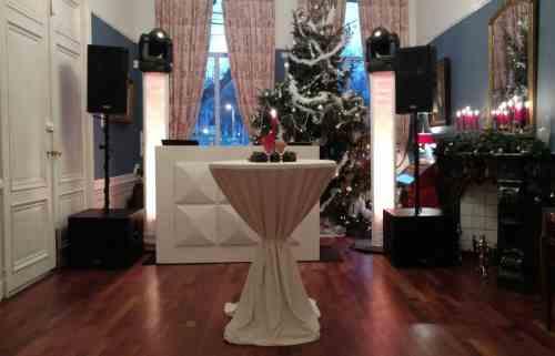 DJ Rotterdam huren voor optreden in het Wereldmuseum Balzaal met dj van Ambitious en exclusieve dj-show