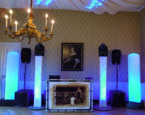 DJ huren in Eefde Landgoed Huis de Voorst voor bruiloft, verjaardag of bedrijfsfeest