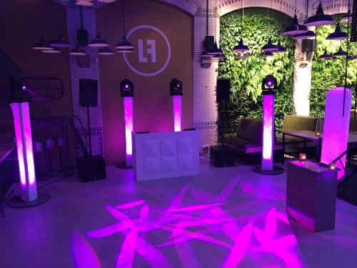 DJ in Gouda boeken voor exclusieve bruiloft dj in LF Gouda de oude Lichtfabriek