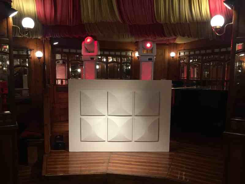 DJ in Gouda huren voor bij De Spiegeltent dj van Ambitious inhuren of boeken voor exclusieve bruiloft