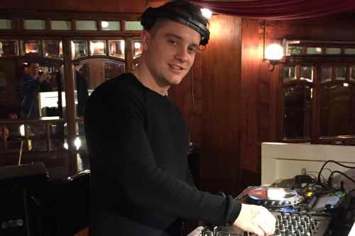DJ in Santpoort zoeken voor verjaardag Ambitious DJ Bas boeken