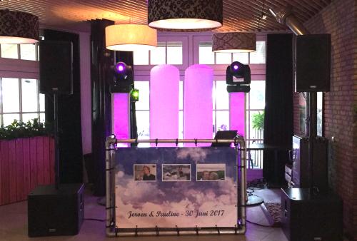 DJ huren in Harmelen Buitenplaats Kamerijck voor bruiloft, verjaardag of bedrijfsfeest