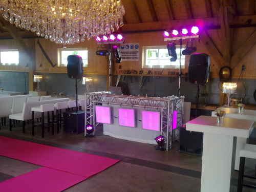 DJ huren in Huizen De Botterwerf voor bruiloft, verjaardag of bedrijfsfeest