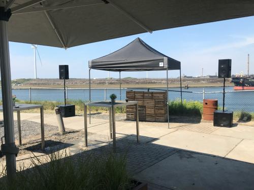 DJ huren in IJmuiden op het Forteiland voor bruiloft, verjaardag of bedrijfsfeest