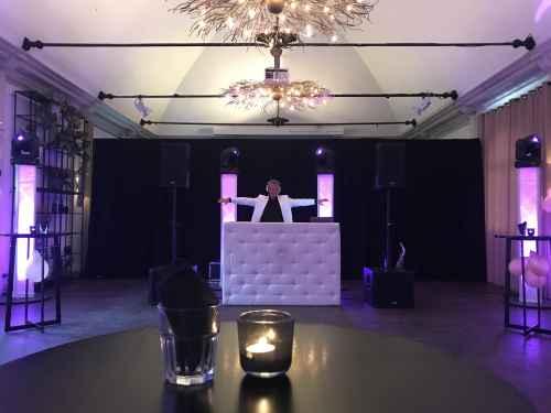 DJ huren in Buitenplaats Amerongen voor bruiloft, verjaardag of bedrijfsfeest