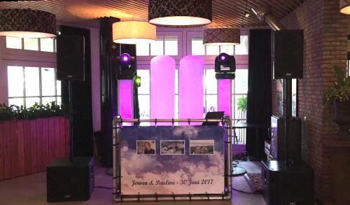 DJ huren in Kamerik Buitenplaats Kameryck voor bruiloft, verjaardag of bedrijfsfeest