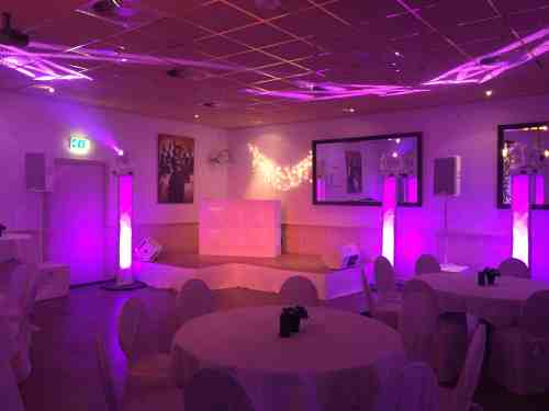 DJ huren in Amicitia Lekkerkerk voor bruiloft, verjaardag of bedrijfsfeest
