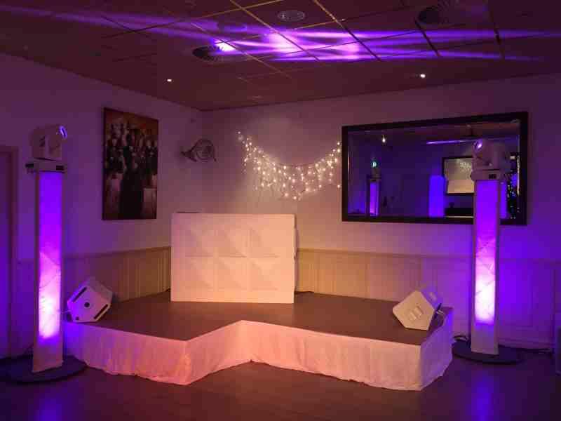 DJ boeken in Amicitia Lekkerkerk met podium act