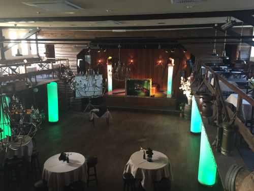 DJ huren in Leusden Restaurant De Mof voor bruiloft, verjaardag of bedrijfsfeest