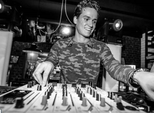 DJ Marten inhuren voor Friday Afternoon Drink in De Zalm te Gouda
