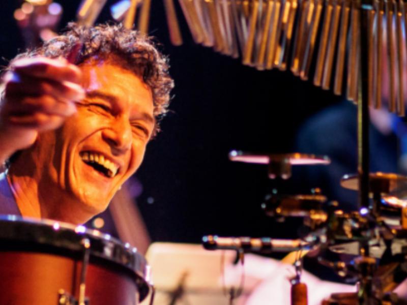 Percussionist Martin huren voor bedrijfsfeest