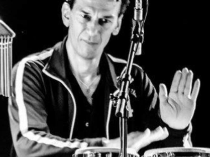 Percussionist Martin boeken: professioneel en uiterst bekwaam