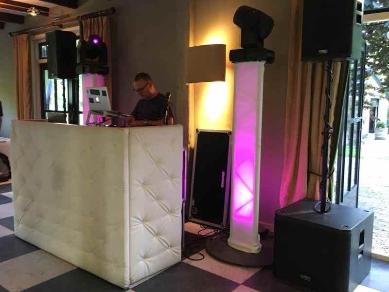 DJ huren in Moerkapelle exclusief trouwen in Land van Belofte