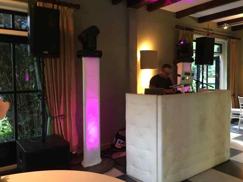 DJ huren in Moerkapelle dj-show in Land van Belofte
