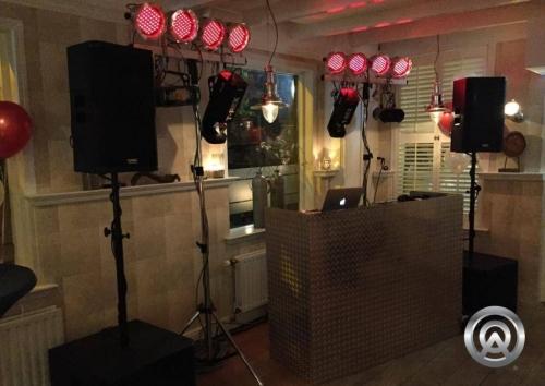 DJ huren in Nieuw-Beijerland Gasterij De Drie Linden voor bruiloft, verjaardag of bedrijfsfeest