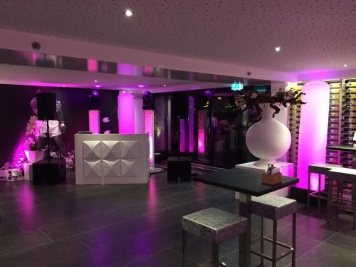 DJ huren in NBC Congrescentrum Nieuwegein voor bruiloft, verjaardag of bedrijfsfeest