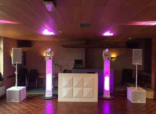 DJ huren in Oosterhout Partycentrum Minneboo voor bruiloft, verjaardag of bedrijfsfeest