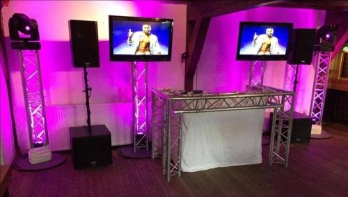 DJ huren in Oud Zuilen Bistro Belle voor bruiloft, verjaardag of bedrijfsfeest