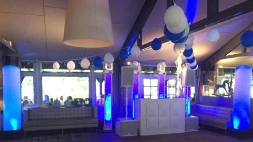 DJ huren in Poortugaal Restaurant Abel voor bruiloft, verjaardag of bedrijfsfeest