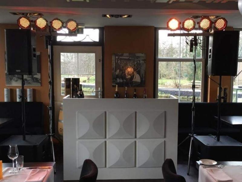 Eenvoudige dj-show huren in Reeuwijk bij 't Vaantje voor verjaardag, bedrijfsevenement of (jubileum) bruiloft