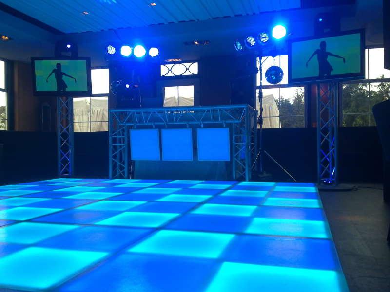 DJ Johan Post inhuren voor exclusieve bruiloft zoals hier in Gouda
