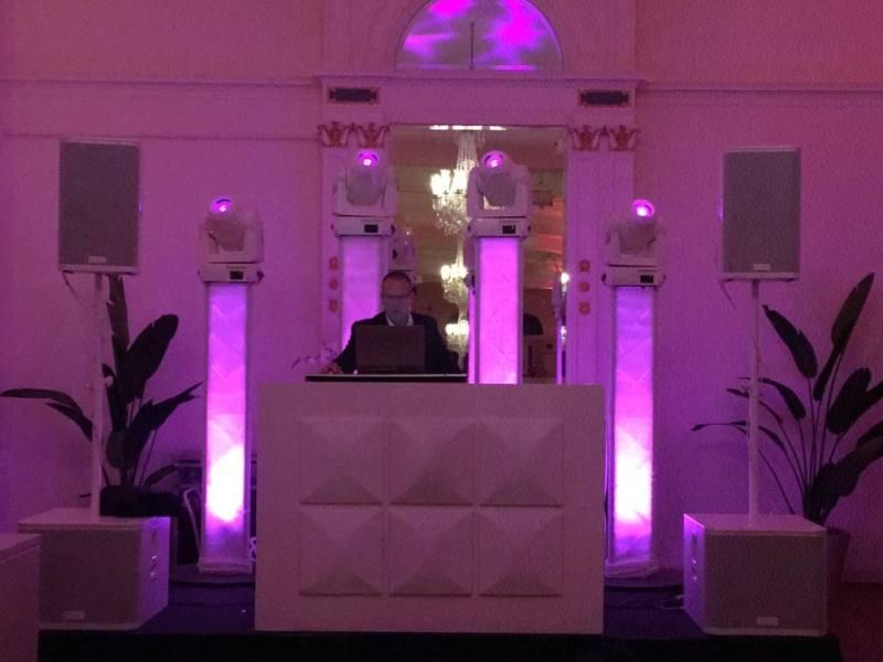 DJ Klaas inhuren voor exclusieve bruiloft zoals hier in Gouda