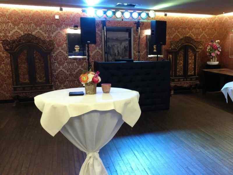 DJ Rotterdam inhuren voor optreden in het Wereldmuseum Elie van Rijckevorsel zaal met Basic DJ-Show van Ambitious
