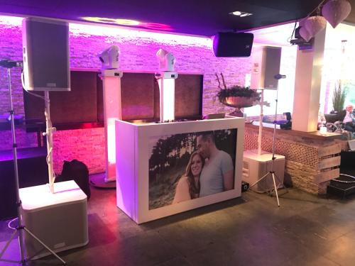 DJ huren in Studio Oosterman te Aarlanderveen voor bruiloft, verjaardag of bedrijfsfeest