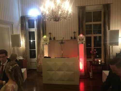 DJ huren in Schoonhoven Hotel Restaurant Belvédère