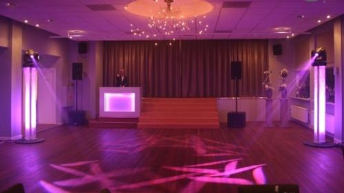 DJ huren in Stolwijk de Polderkamer voor bruiloft, verjaardag of bedrijfsfeest