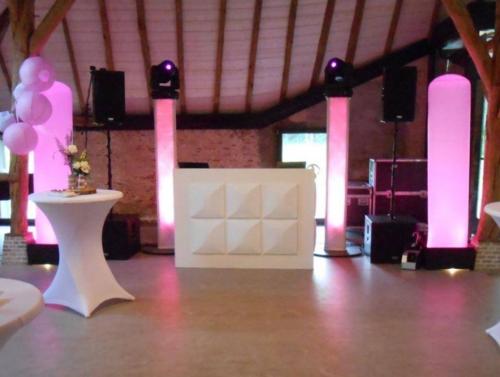 DJ huren in Ulvenhout Landgoed Ulvenhart voor bruiloft, verjaardag of bedrijfsfeest