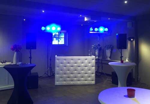 DJ in Restaurant De Markies huren voor bruiloft, verjaardag of bedrijfsfeest